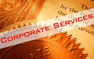 Corporate Services at your fingertips